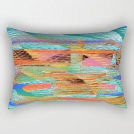 Fountain Of Truth Rectangular Pillow