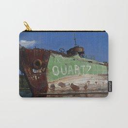 The Quartz Carry-All Pouch