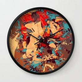 71918 Wall Clock