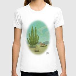 Mexican fox T-shirt