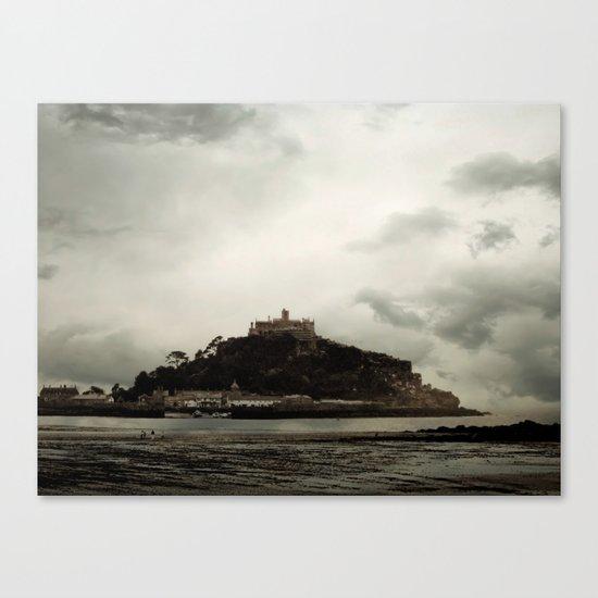 St Michael's Mount Canvas Print