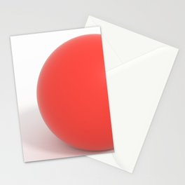 SuperClean - Red Stationery Cards