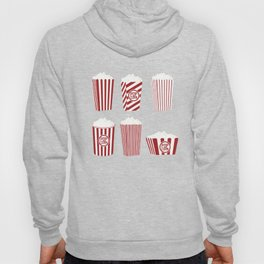 Movie and Popcorn Time Hoody