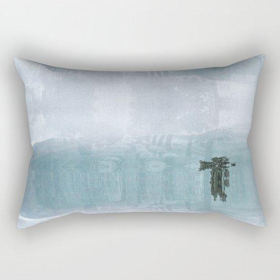 Chrome Rectangular Pillow