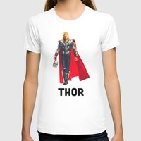 thor T-shirts featuring Thor by Marianna
