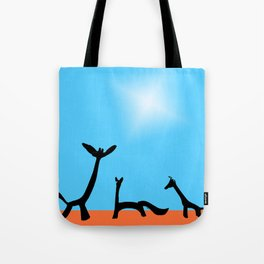 Les Animaux Series 4 Tote Bag