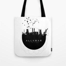 City Life | Allamar Limited Tote Bag