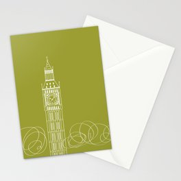 London by Friztin Stationery Cards