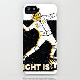 Night is Lit iPhone Case