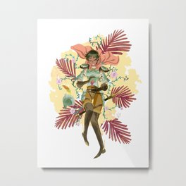 Casca Metal Print
