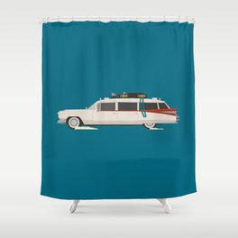 Ecto Shower Curtain