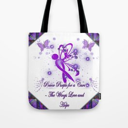 PPFC - The Wings of Love and Hope Tote Bag