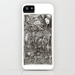 The Hardest Part, by Brian Benson iPhone Case