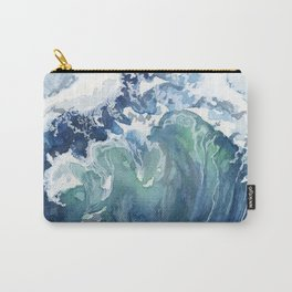 Kai's Wave Carry-All Pouch