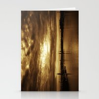 stockholm Stationery Cards featuring Stockholm by Nicklas Gustafsson
