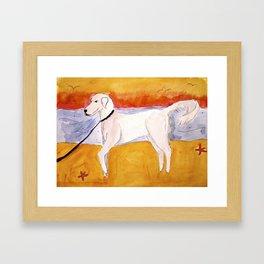 'Doodle Framed Art Print
