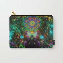 Meditating Yoda Carry-All Pouch