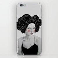 iPhone & iPod Skins featuring Minerva by Sofia Bonati