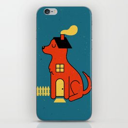 DogHouse iPhone Skin