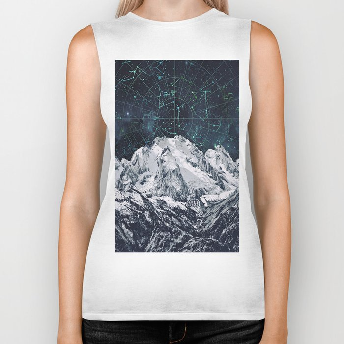 Constellations over the Mountain Biker Tank
