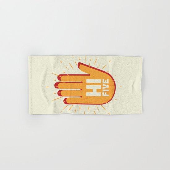 Hi five Hand & Bath Towel