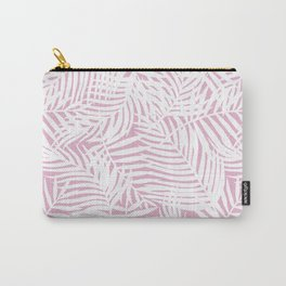 Lilac Bright Tropical Island Carry-All Pouch
