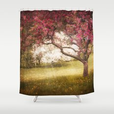 The Persistence of Passion Shower Curtain