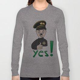 SticLer Long Sleeve T-shirt