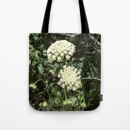 Queen Anne's Lace II Tote Bag
