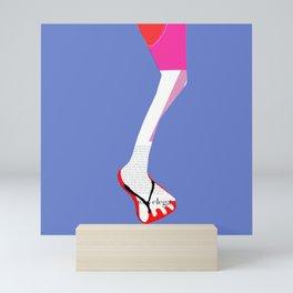 Foot Mini Art Print