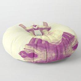 Heart Pedestal Floor Pillow
