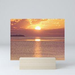 Light the Skies Mini Art Print
