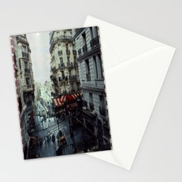 Blank Inside: Metropol Hotel Stationery Cards