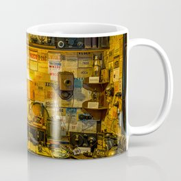 Wireless. Coffee Mug