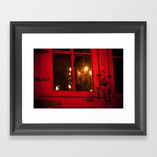Enigmatic Framed Art Print