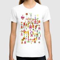 cartoons T-shirts featuring Harmony Chime by C86 | Matt Lyon