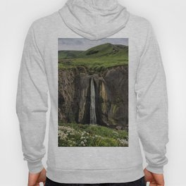 Spekes Mill Mouth Waterfall Devon Hoody