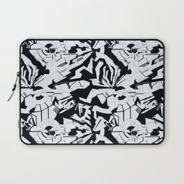 Sector 001 of Locutus Laptop Sleeve