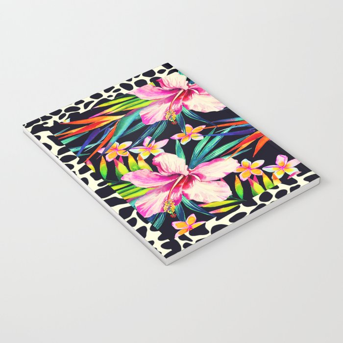 tropical wild 2 Notebook