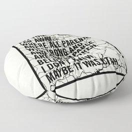 Raising Arizona - Maybe It Was Utah Floor Pillow