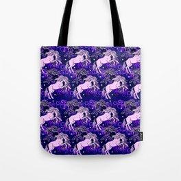 star unicorns Tote Bag