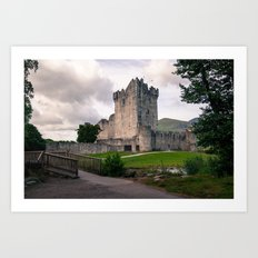 Ross Castle Art Print