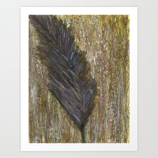 Feather #1 Art Print