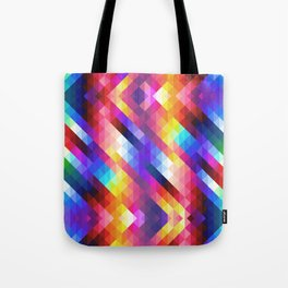 HIPSTER GEOMETRY Tote Bag