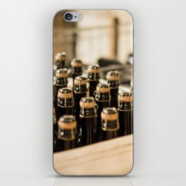 Bottling Valetta iPhone Skin