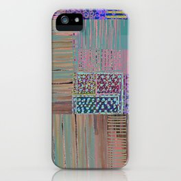 Mix and Match Graphisms iPhone Case