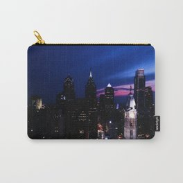 Purple City Mountain Majesties Carry-All Pouch