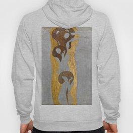 Gustav Klimt - Die Künste Hoody