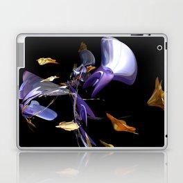 Blowing Leaves Laptop & iPad Skin