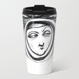 Nuns In The Village Travel Mug
